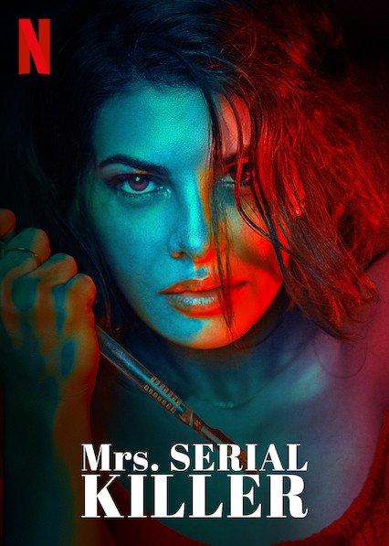 Mrs. Serial Killer kapak