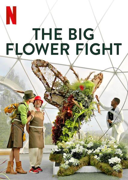 The Big Flower Fight kapak