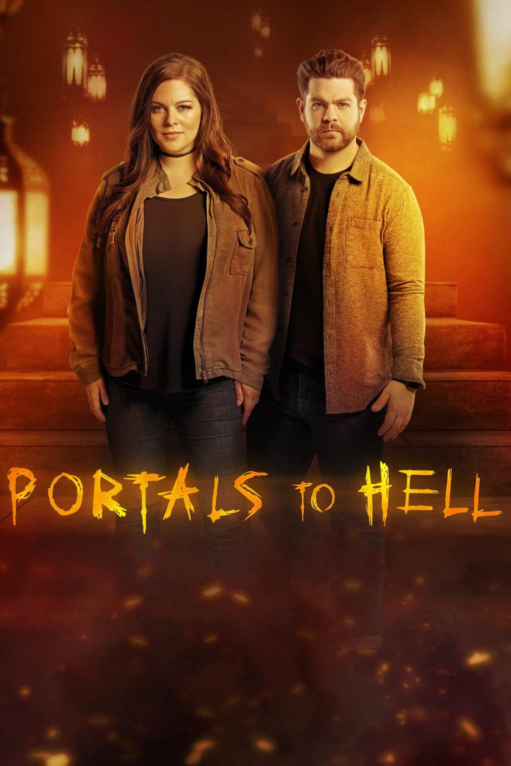 Portals to Hell kapak