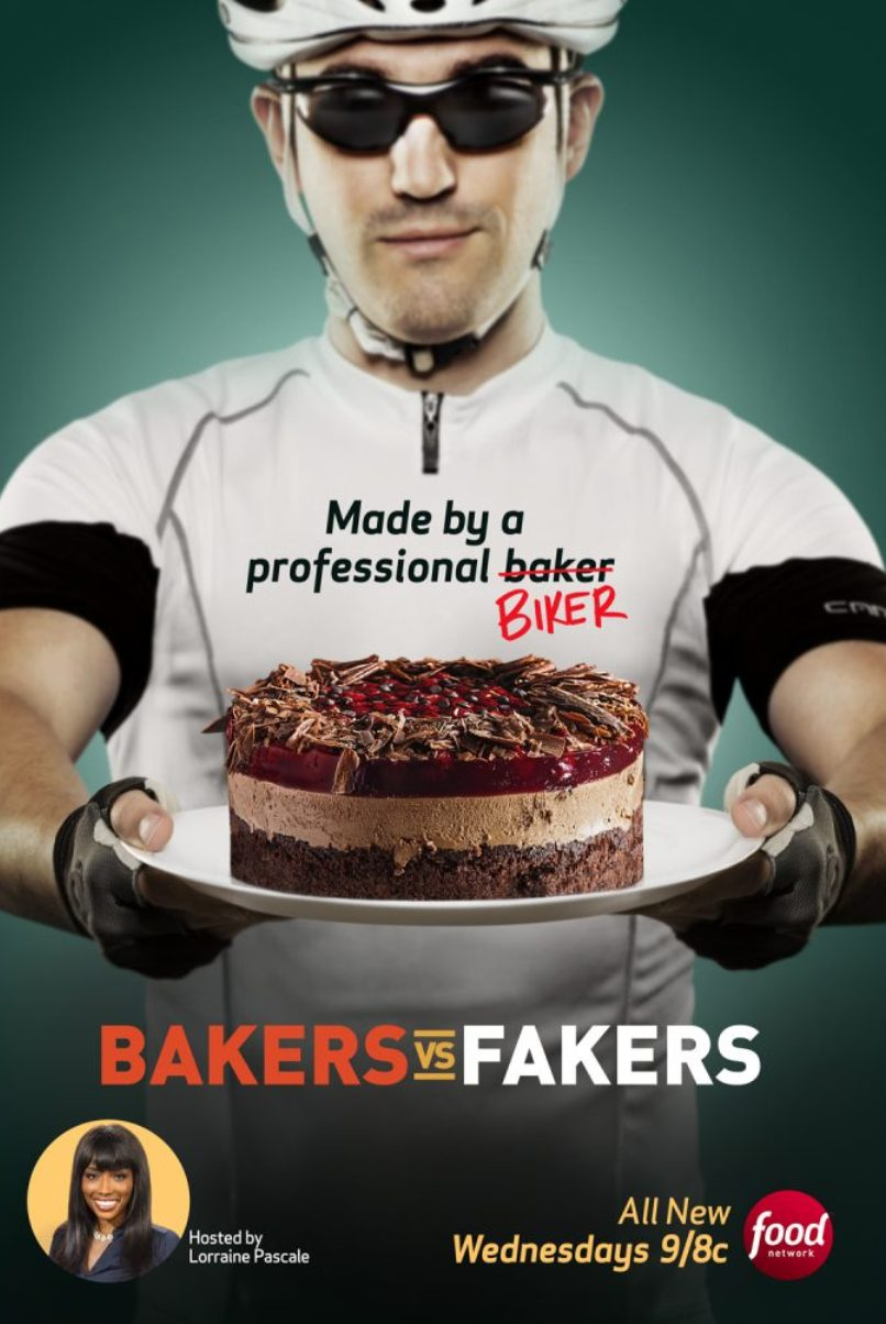 Bakers vs. Fakers kapak