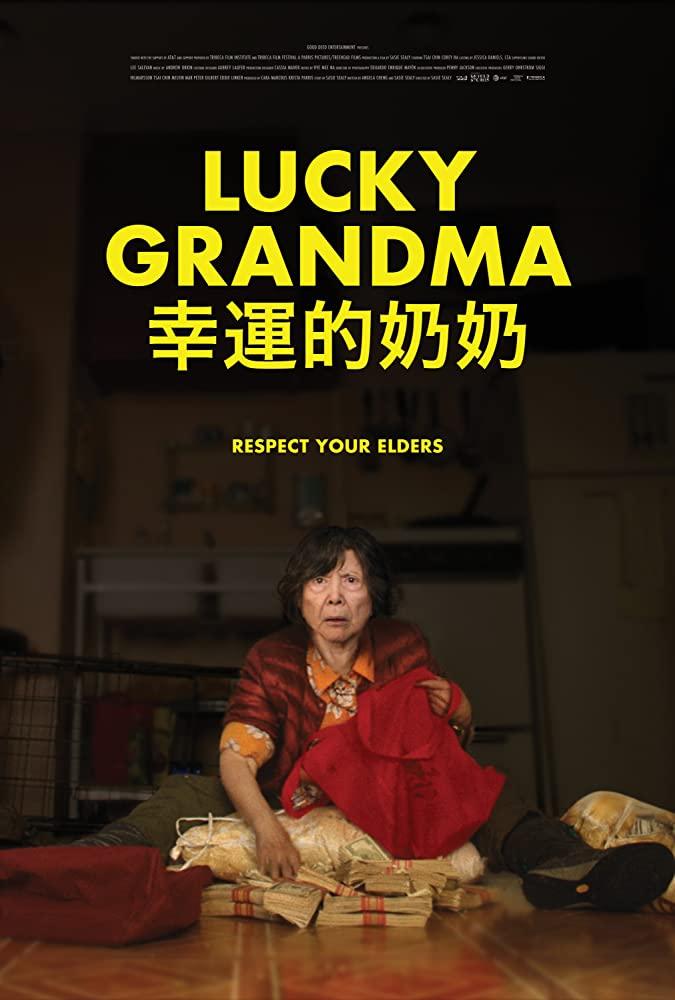 Lucky Grandma kapak