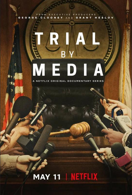 Trial by Media kapak