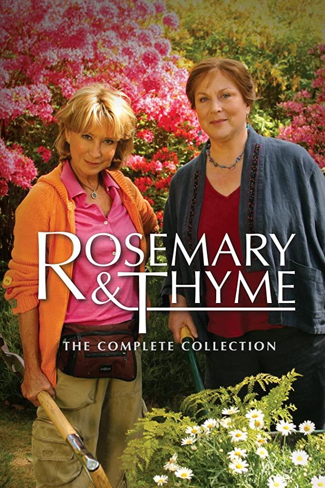 Rosemary & Thyme kapak