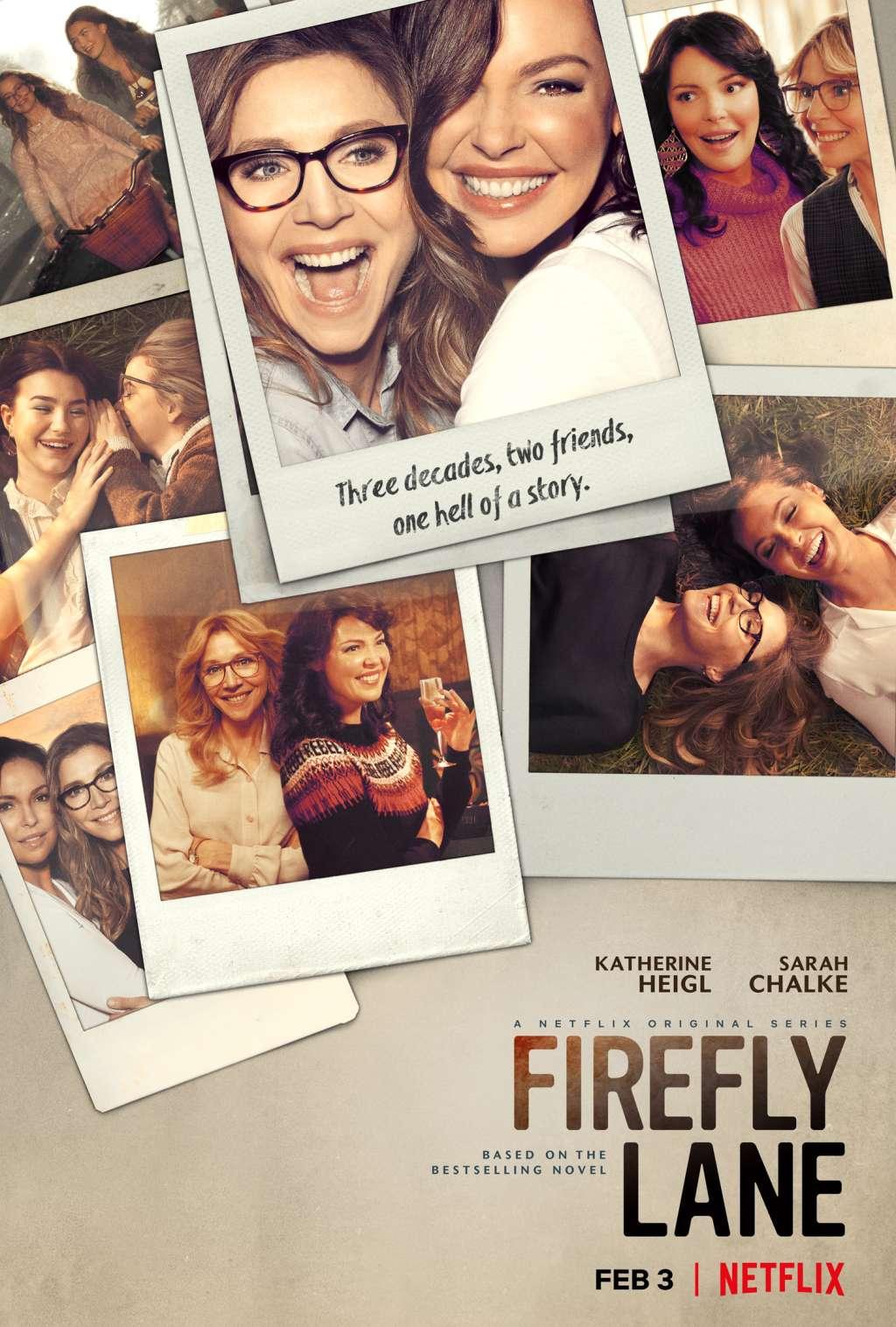 Firefly Lane kapak