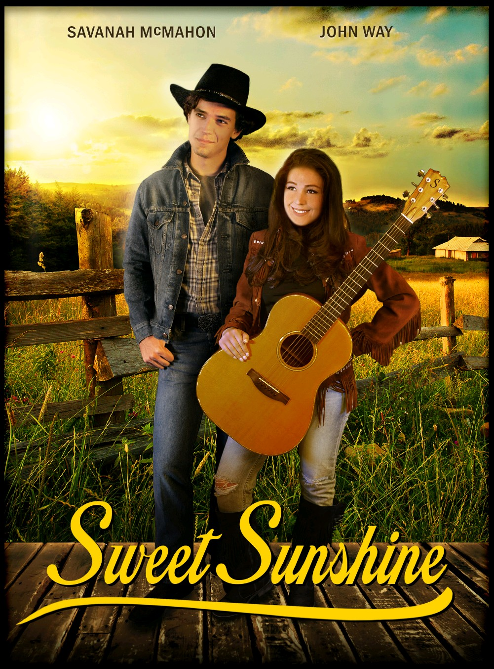Sweet Sunshine kapak