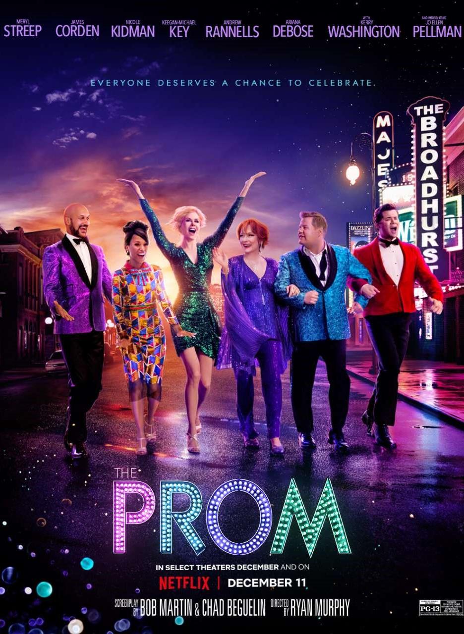 The Prom kapak