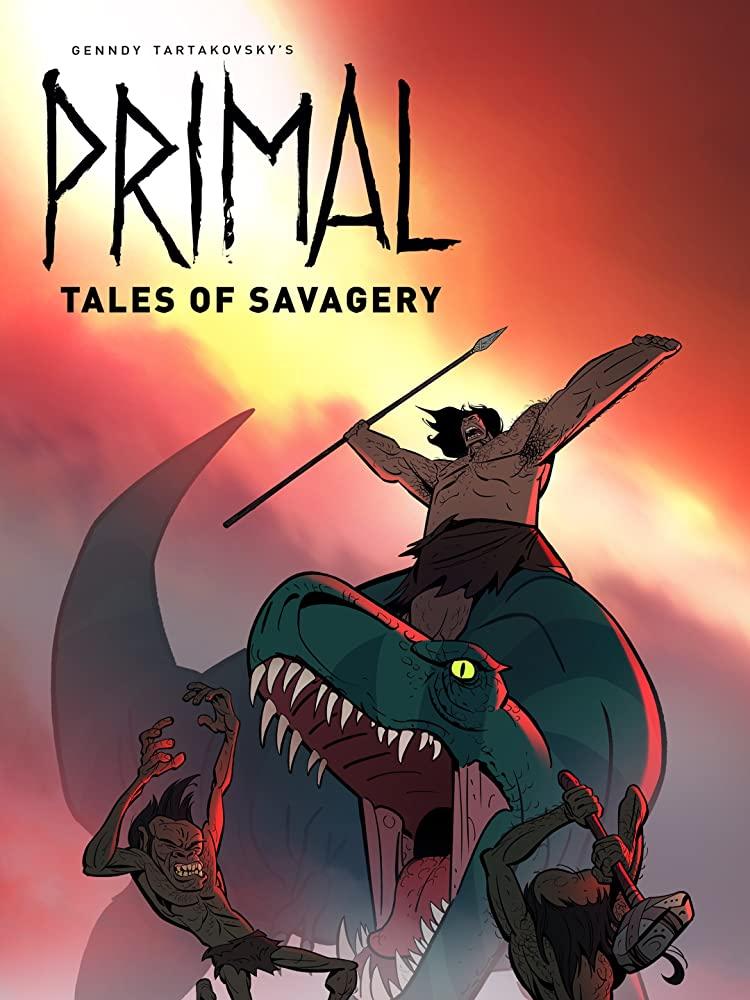 Primal: Tales of Savagery kapak