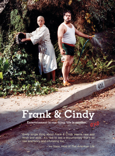 Frank and Cindy kapak