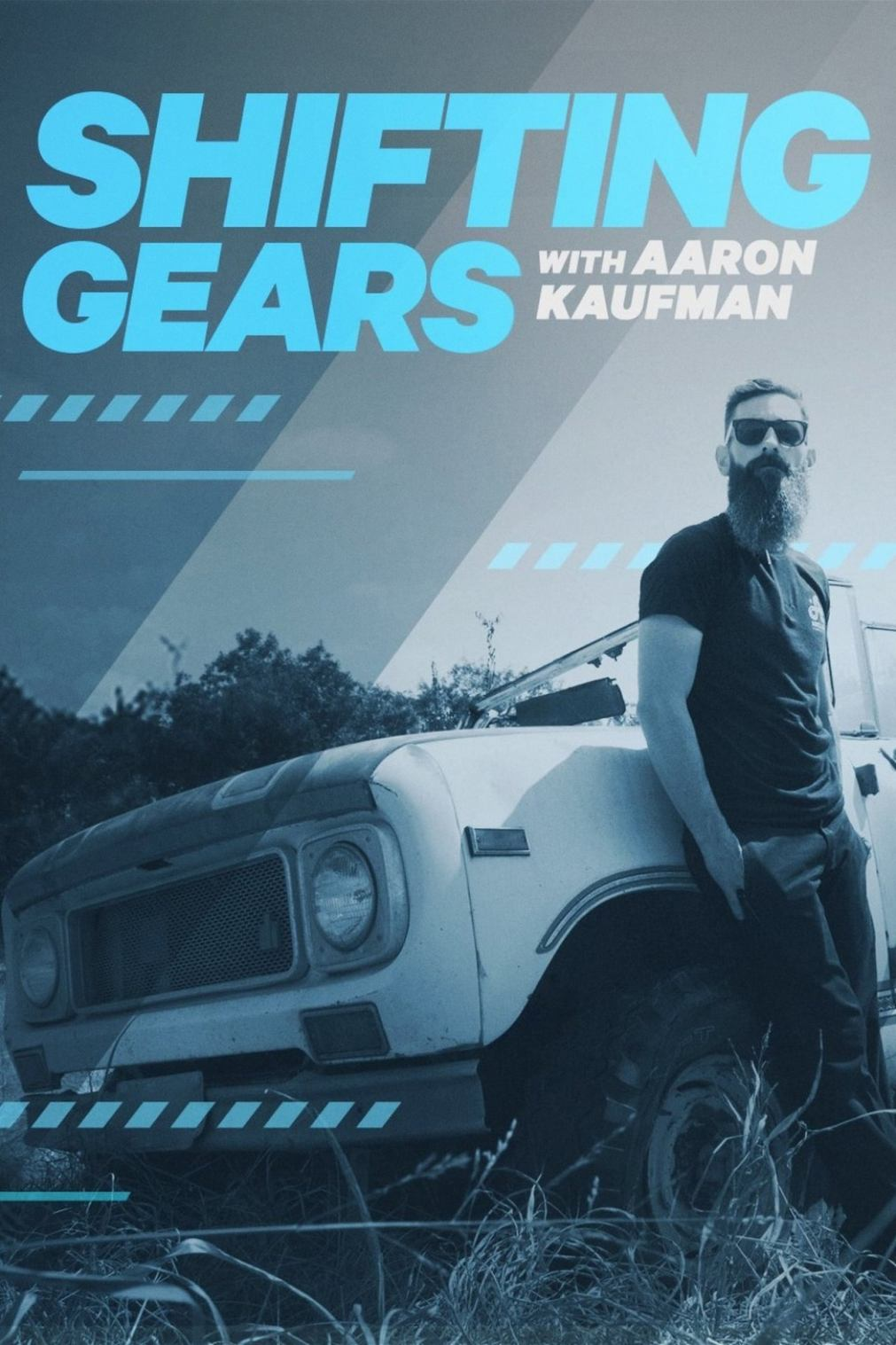 Shifting Gears with Aaron Kaufman kapak