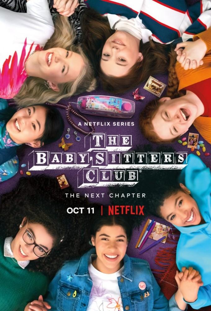 The Baby-Sitters Club kapak