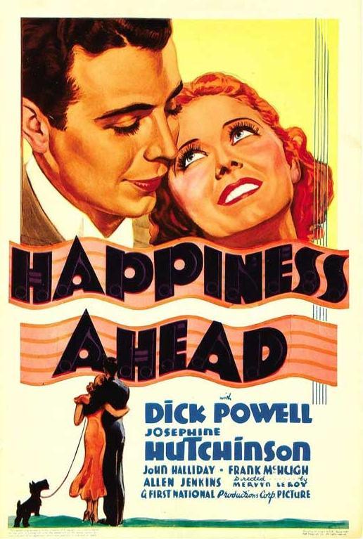 Happiness Ahead kapak