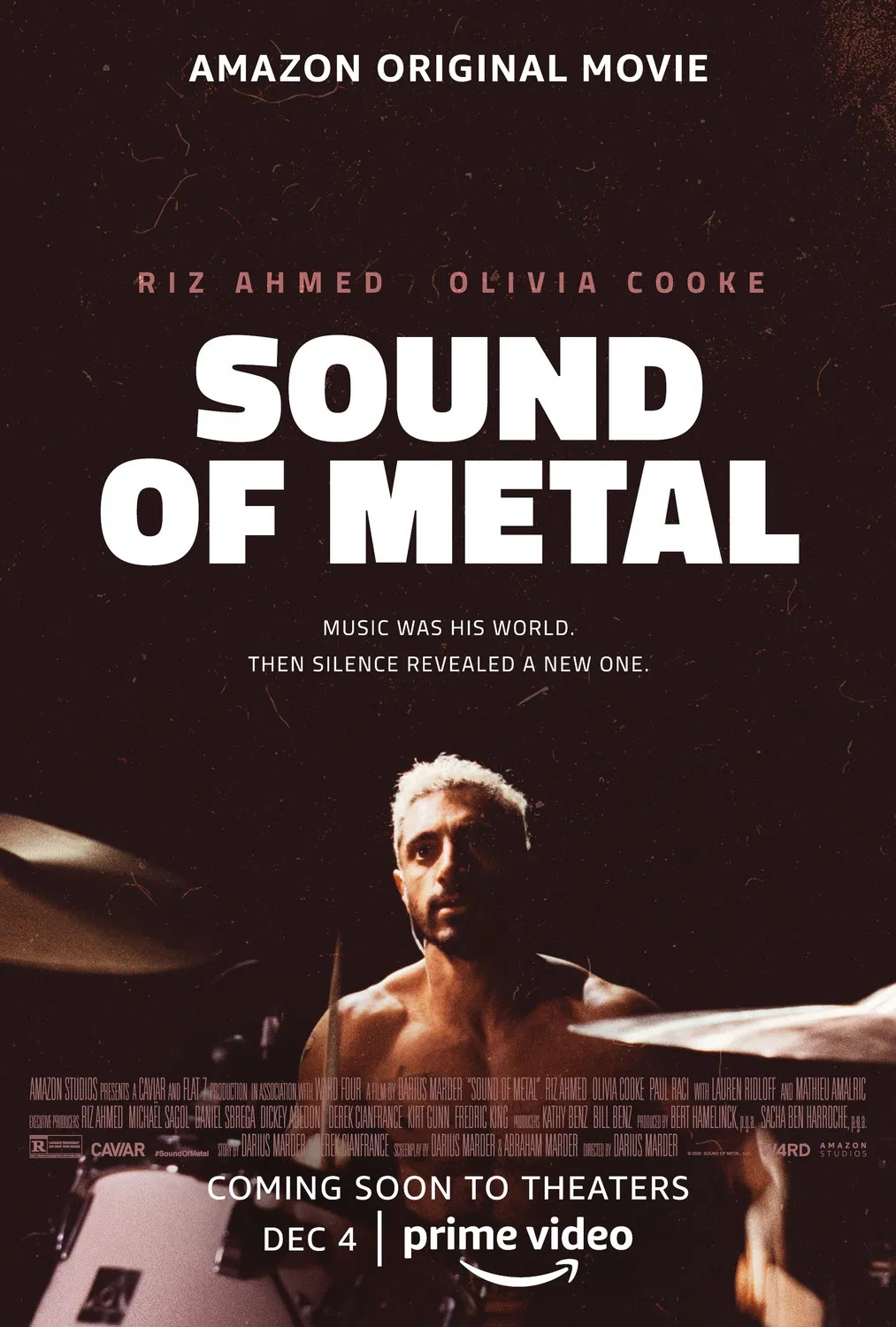 Sound of Metal kapak