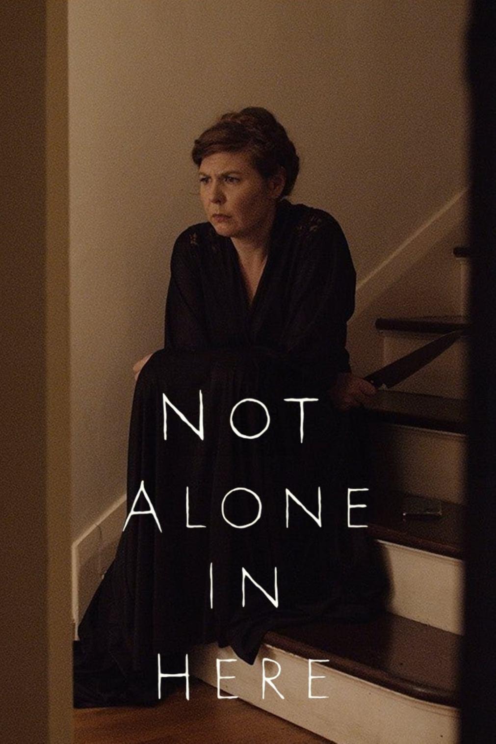 Not Alone in Here kapak