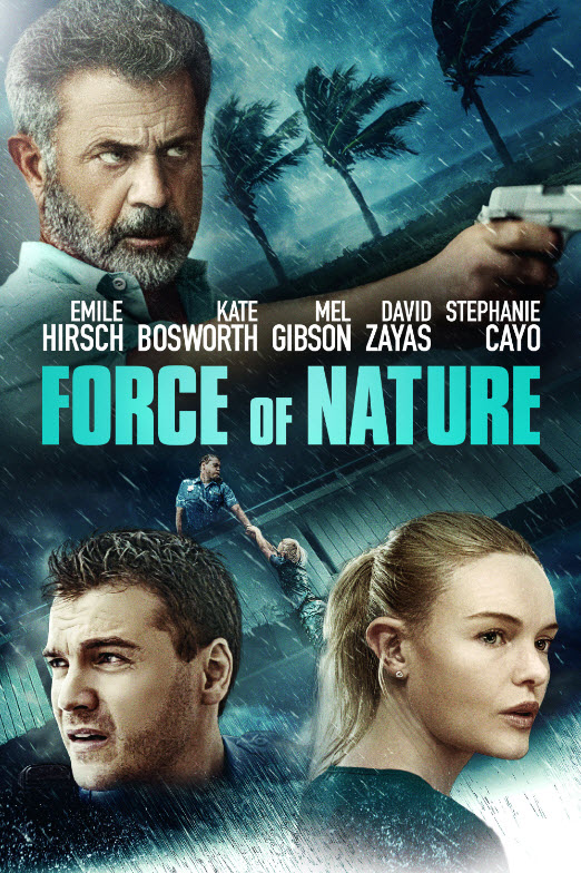 Force of Nature kapak