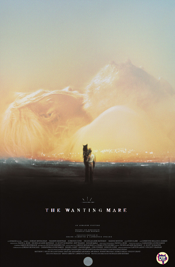 The Wanting Mare kapak