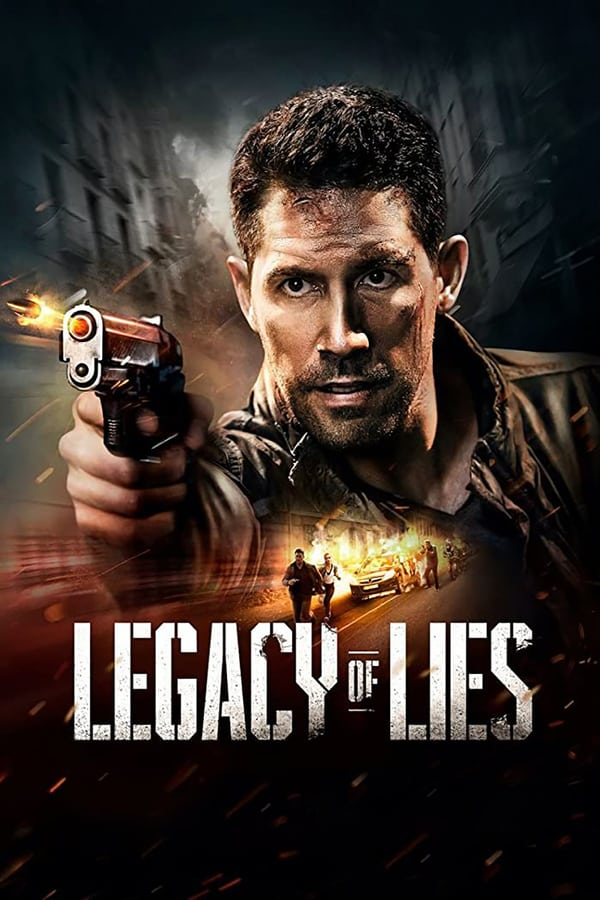 Legacy of Lies kapak