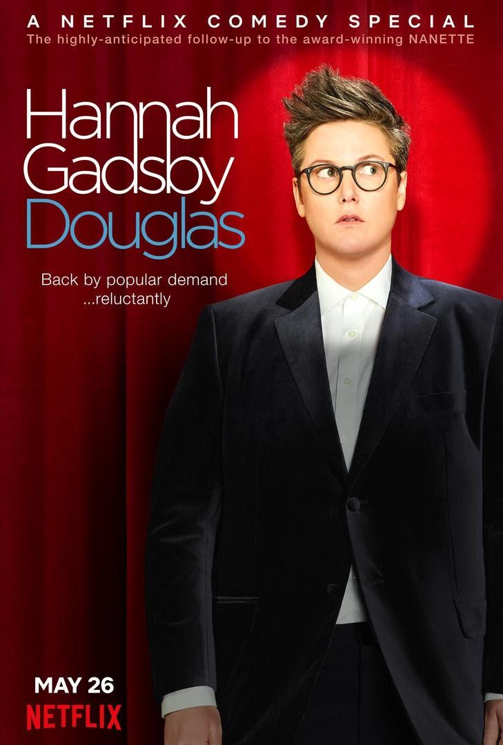 Hannah Gadsby: Douglas kapak