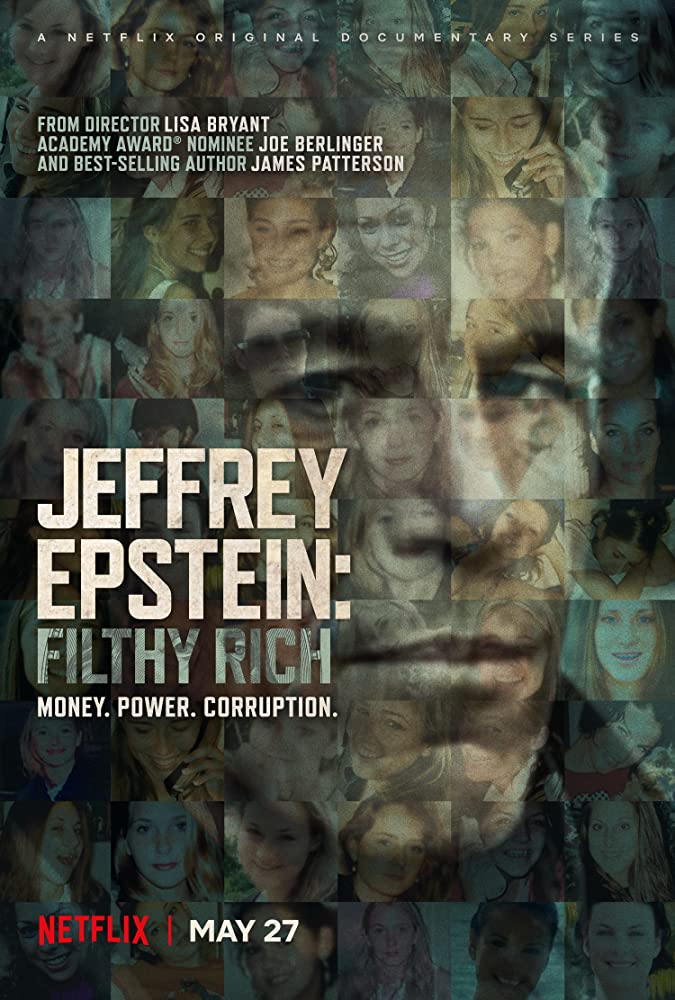 Jeffrey Epstein: Filthy Rich kapak
