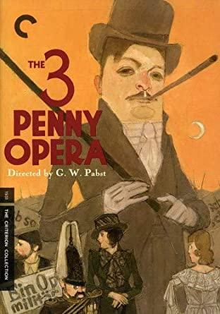 Die 3 Groschen-Oper kapak