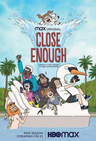 Close Enough kapak