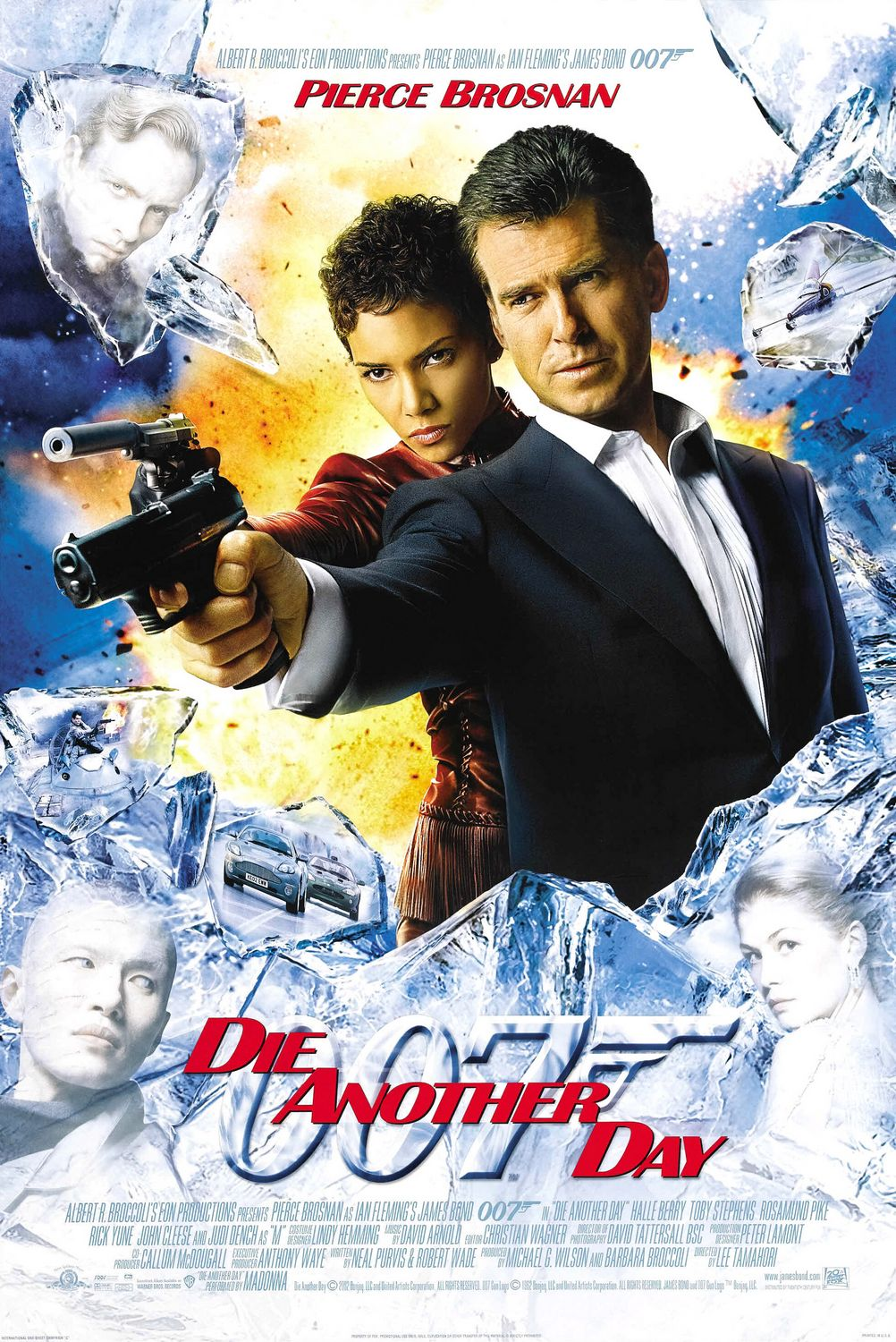 Die Another Day kapak