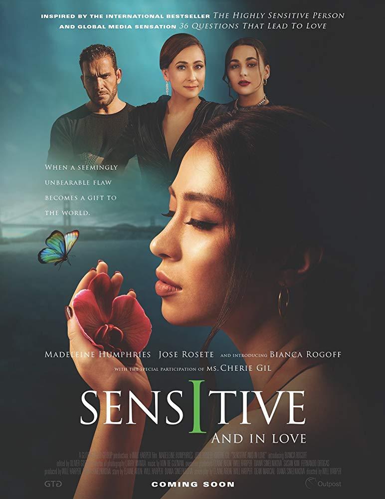 Sensitive and in Love kapak