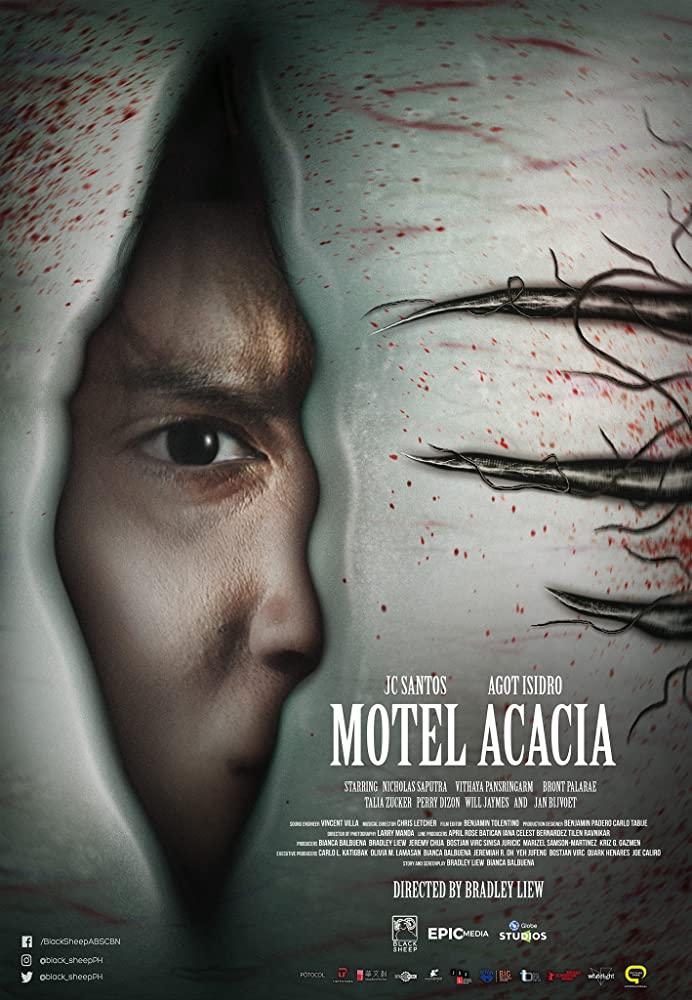 Motel Acacia kapak