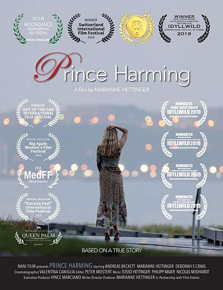 Prince Harming kapak