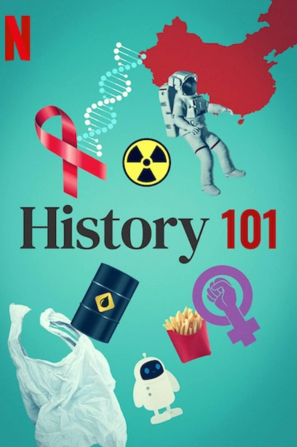 History 101 kapak