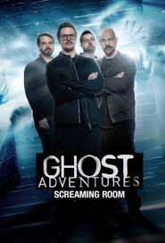 Ghost Adventures: Screaming Room kapak