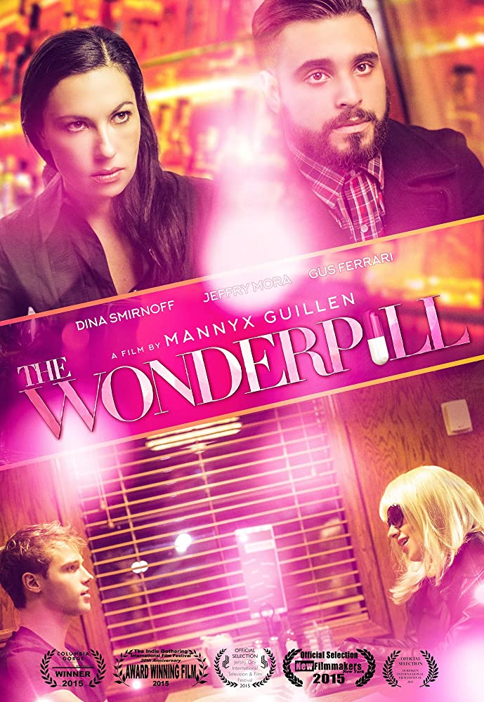The Wonderpill kapak