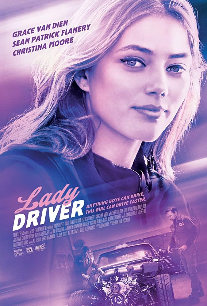Lady Driver kapak