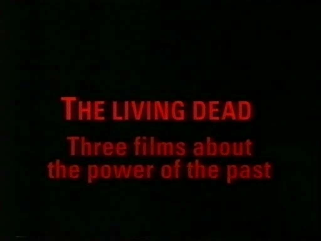 The Living Dead kapak