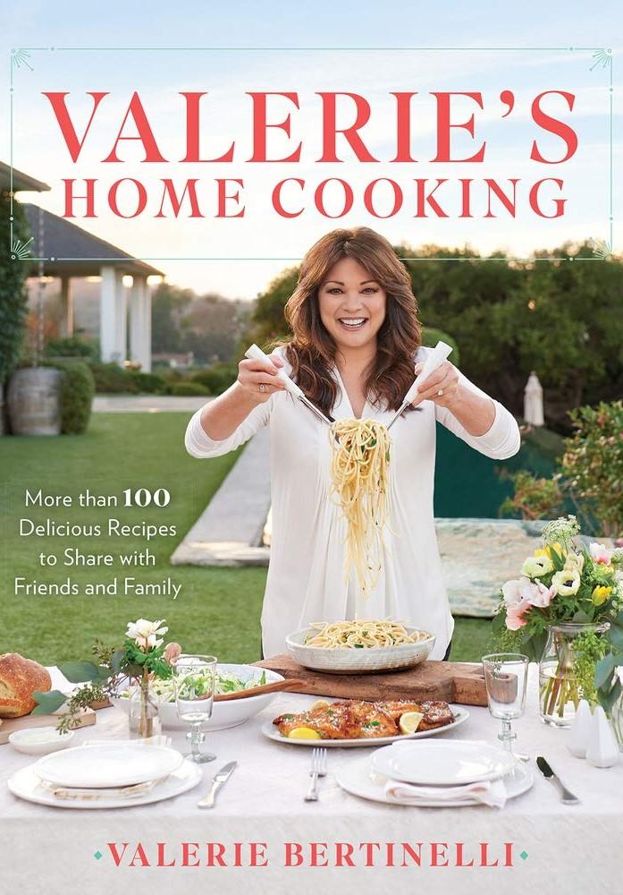 Valerie's Home Cooking kapak