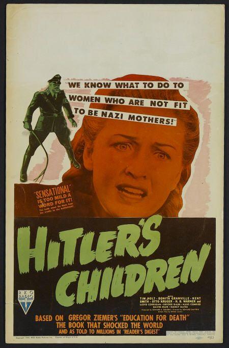 Hitler's Children kapak