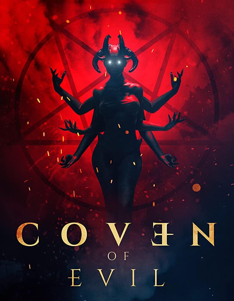 Coven of Evil kapak
