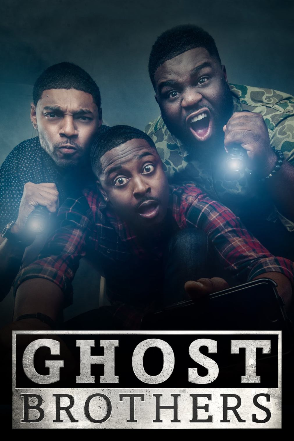 Ghost Brothers kapak