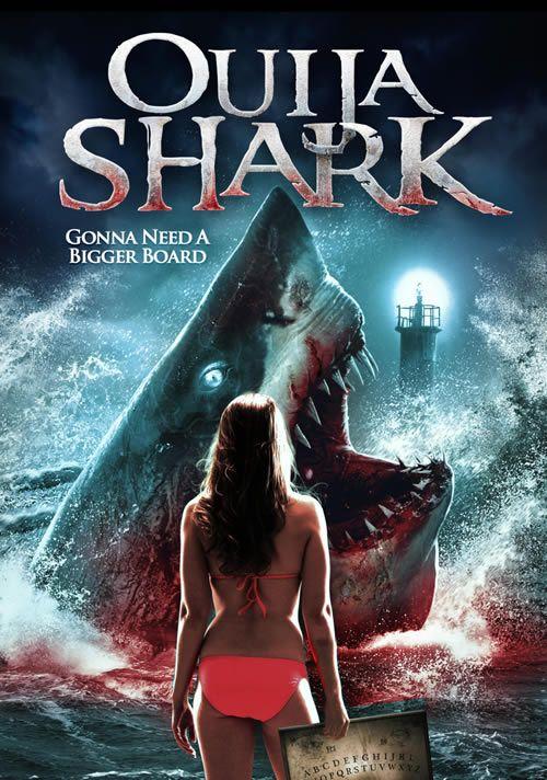 Ouija Shark kapak