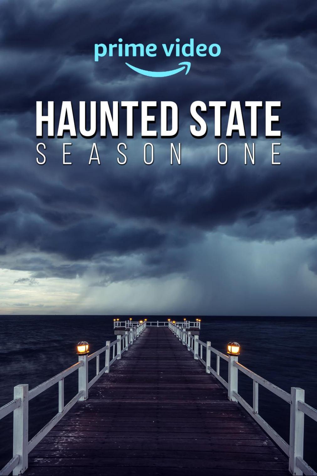 Haunted State kapak