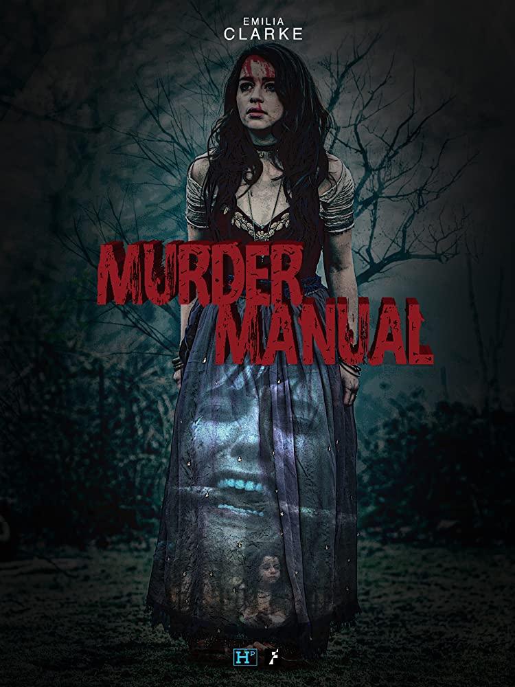 Murder Manual kapak