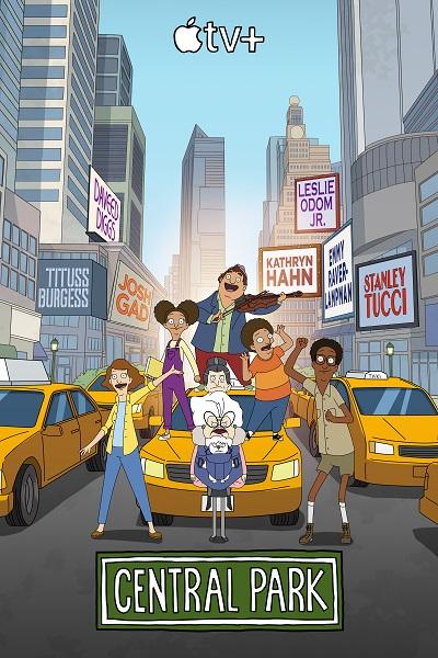 Central Park kapak