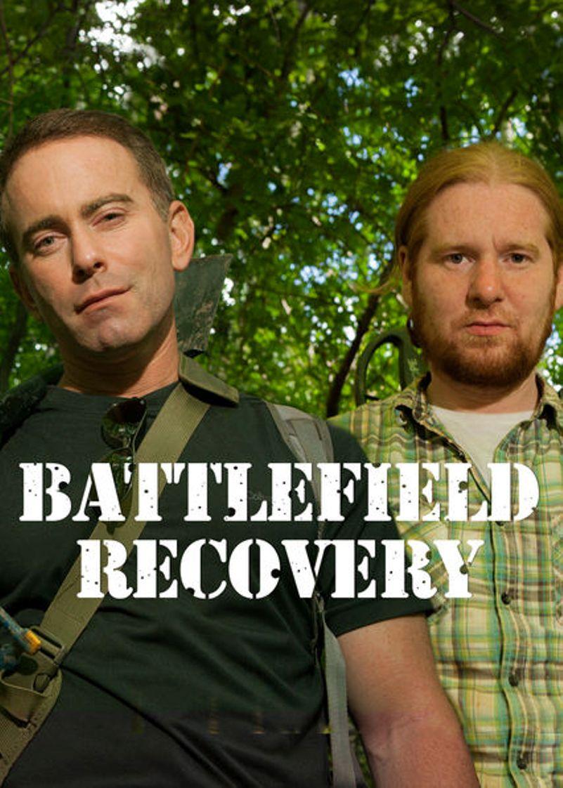 Battlefield Recovery kapak