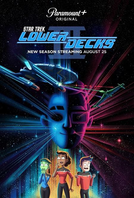 Star Trek: Lower Decks kapak