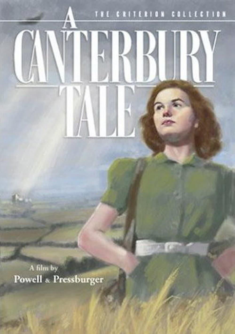 A Canterbury Tale kapak