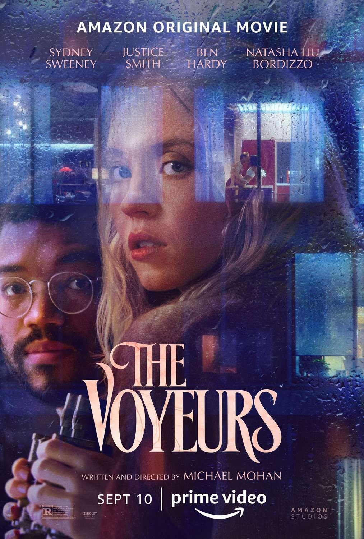 The Voyeurs kapak