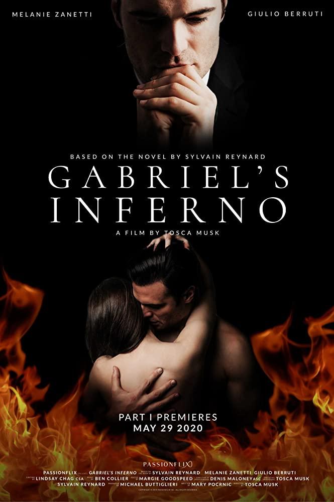 Gabriel's Inferno kapak