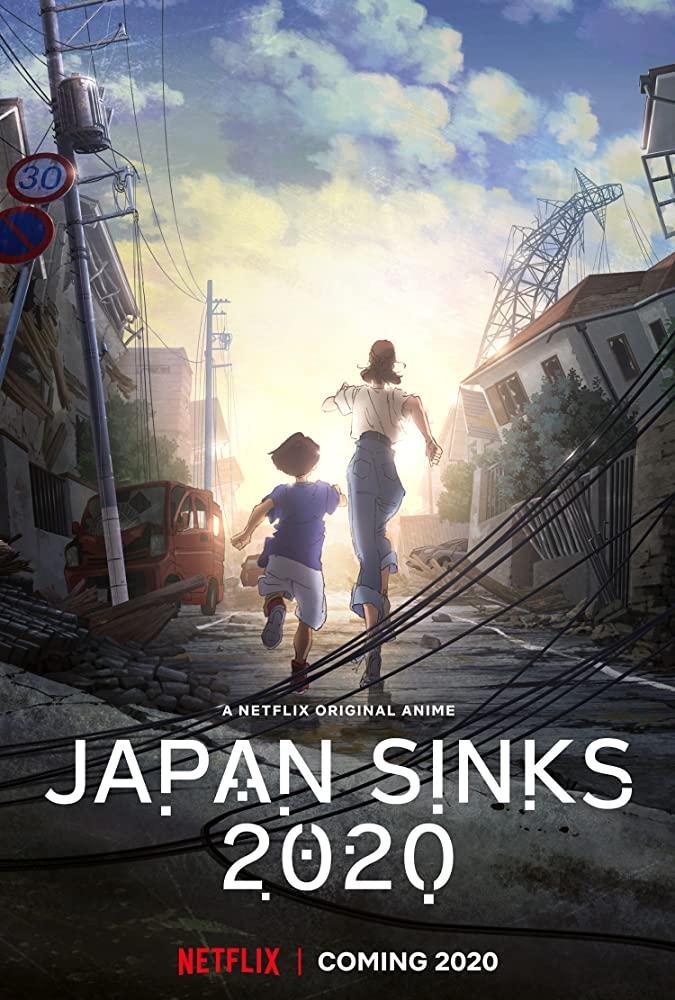 Japan Sinks: 2020 kapak