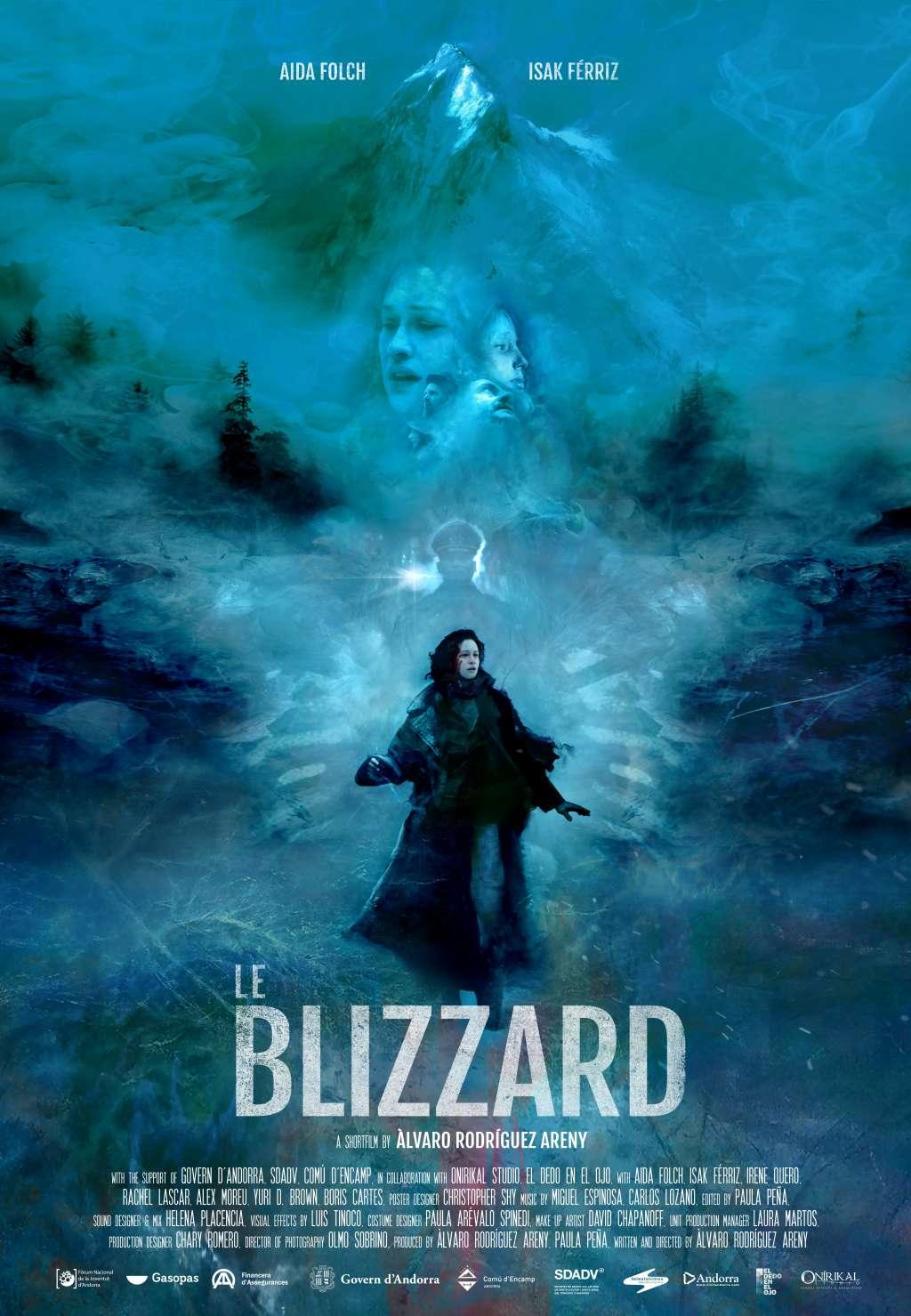 Le Blizzard kapak