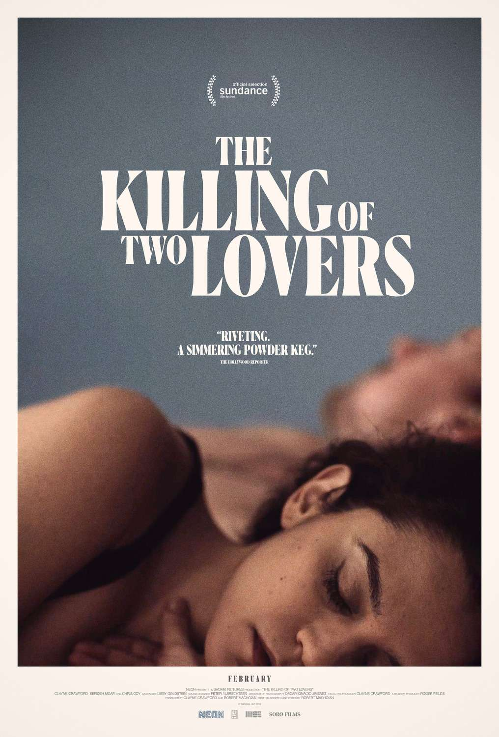 The Killing of Two Lovers kapak