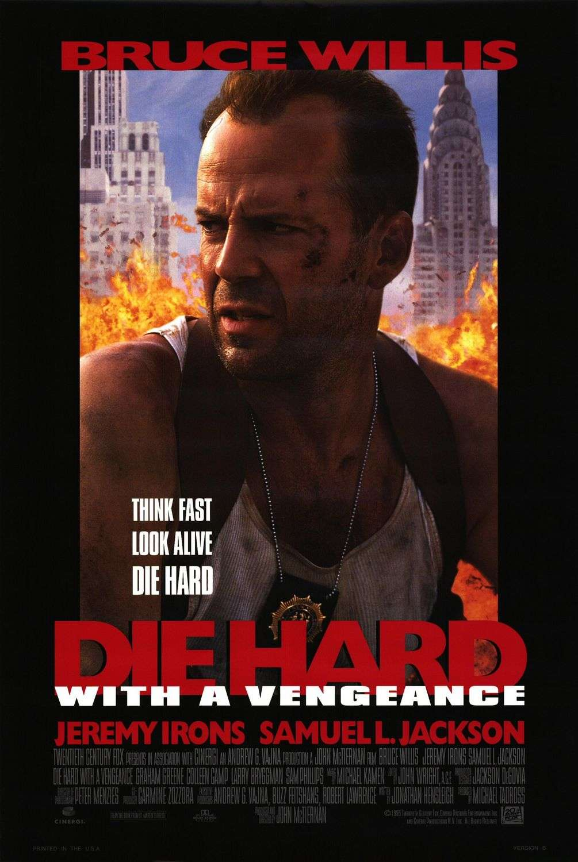 Die Hard with a Vengeance kapak